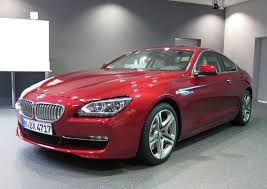 Sport Series 2012 bmw 6 series : First Live Photos: 2012 BMW 6 Series Coupe