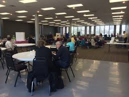 blackburn hall is 107 x58 in size and is located on the 2nd floor of the campus center the seating capacity is 330 with tables and chairs