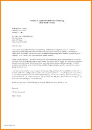 Applying For Internships Cover Letter Summer Intern Cover Letter Examples Internship Cover Letter