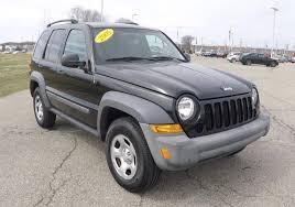 2005 Jeep Liberty Sport 4X4|P10174B - YouTube