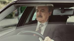 specsaver ads john cleese reprises basil fawlty for specsavers ad  john cleese reprises basil fawlty for specsavers ad creative review fawlty car specsavers tv in car