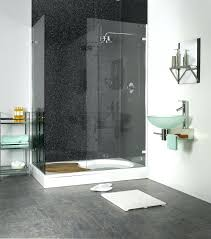 install a shower pan acrylic shower wall panels uk installing a direct to stud shower enclosure shower panels logic horizon glass