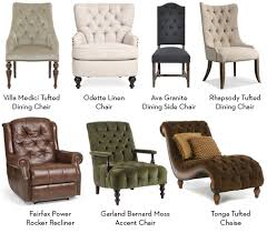 tufted furniture trend. tufted chairs furniture trend t
