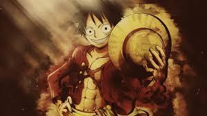 One Piece Monkey D Luffy Straw Hat ...