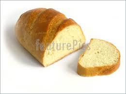 Baked Goods Loaf And Slice Of Bread Stock Picture I2008703 At