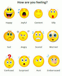 Emotion Chart For Kids Printable Emotions Chart Free Feelings Chart To Help