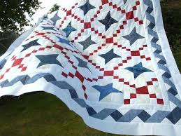 356 best STAR quilts and BLOCKS images on Pinterest | Bag, Free ... & Gewellter Rand am Quilt Twisted Ribbon Border Adamdwight.com