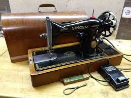 Singer Sewing Machine Made In Canada