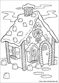 Christmas Scenes To Colour Christmas Scenes To Colour Colour In