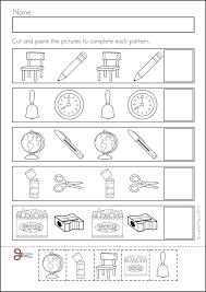 Free printable kindergarten geometry worksheets | Download them and ...