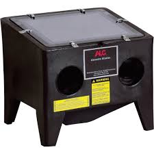 Sand Blaster Cabinet Alc Top Open Benchtop Abrasive Blast Cabinet Model 41389