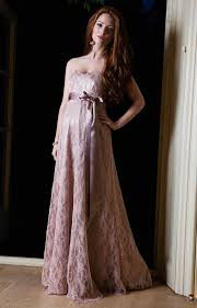 Olivia Maternity Gown Antique Rose Maternity Wedding Dresses