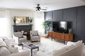 lovely living room wall panelling 50