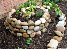 rocks in your garden