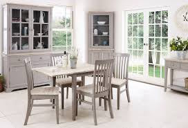 statement furniture florence dove grey matt painted washed within the most amazing grey kitchen chairs with