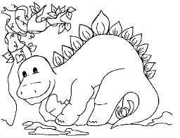 Small Picture Dinosaur Coloring in Pages dinosaur coloring pages kids free art