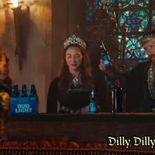 Cast Of Bud Light Dilly Dilly Commercial Dilly Dilly What Does That Phrase From Bud Light