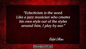 Jazz Quotes Magnificent Famous Quotes Sayings About Jazz