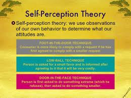 self perception essay thesis hypotheses self perception essay