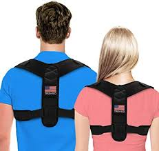 Posture Corrector For Men And Women - USA ... - Amazon.com