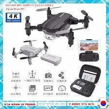 Bản có camera HD] Máy bay camera 4k flycam mini giá rẻ điều khiển từ xa  quay phim, chụp ảnh, chống rung quang học kết nối wifi có tay cầm điều khiển