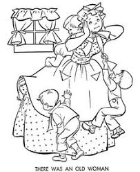 a1015ff1d31e969ef597739e87dbdb0f free printable coloring page mother goose, nursery rhymes, the on nursery rhyme printable books