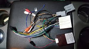 eonon ga7173 display installed ford Eonon Reverse Camera Wiring Diagram Eonon E1015 Wire Diagram
