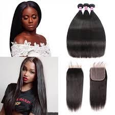 Hair Length Chart Weave Straight Unice Hair Icenu Series Straight Hair Wave Closure 7x7 Swiss