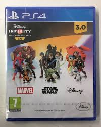 Disney Infinity 3 0 Software Game Only Sony Playstation 4 Ps4