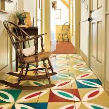 floor paint ideas15 Decorative Paint Ideas  Patchwork Foyers and Patchwork tiles