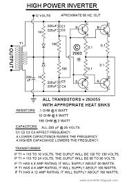 50 150 watts power inverter circuit using 2n3055_circuit diagram Water Cooled Heat Pump Diagram 50 150 watts power inverter circuit using 2n3055_circuit diagram world