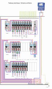 Schema De Tableau Electrique Pour Une Maison Photo Pic Schema De Tableau  Electrique Pour Une Maison