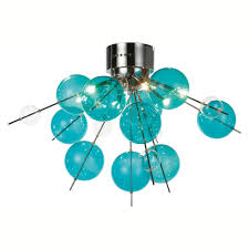 teal ceiling light 13 perfect decorations for rooms with darker painting