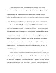 iliad odyssey aeneid comparison essay lhps homework essay quesions iliad odyssey aeneid comparison essay