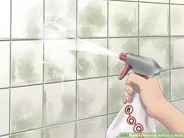 bathroom tile mold. Image Titled Remove Bathroom Mold Step 23 Tile