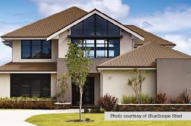 Grey Purple and White and Charcoal Exterior colour scheme