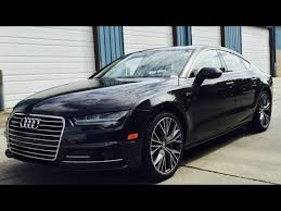 audi a7 2016. 2016 audi a7 30t quattro full review start up exhaust