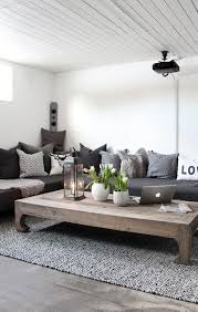 U Shape Microfiber Reclining Sectional  Home Decor  Pinterest Coffee Table Ideas For Sectional Couch