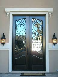 black front door with glass inestimable outstanding double entry oval stained bla oval