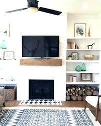 shelf above fireplace shelves above fireplace fireplace mantel shelf decorating ideas built in shelves ceiling fan