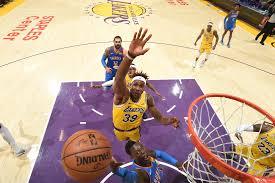 Thunder Basketball Seating Chart Photos Lakers Vs Thunder 11 19 19 Los Angeles Lakers