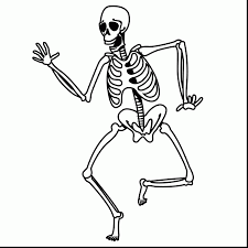 Small Picture fabulous skeleton coloring page with skeleton coloring pages