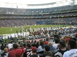 Qualcomm Stadium San Diego State Aztecs Seating Chart Sdccu Stadium San Diego State Aztecs Stadium Journey