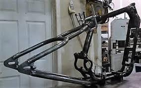 04 up harley xl sportster weld on rigid frame hardtail 4 stretch