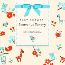 5 faire parts cartes d invitation baby shower gratuit tout sur la baby shower