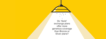 Do Gold Exchange Plans Offer More Generous Coverage Than