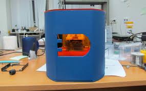 russian engineer creates 250 3d printable sla printer using cd