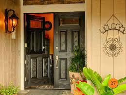 double front doorTrendy Black Front Doors for 2017  Todays Entry Doors