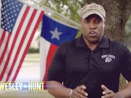 Republican Wesley Hunt Focuses on Cartels in Second TV Ad   News Break