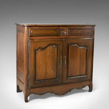 french antique sideboard cabinet 18th century walnut cupboard c 1780 france from london fine antiques the uk s premier antiques portal